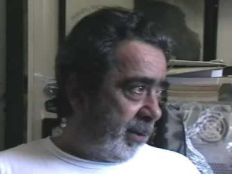 Monte fala sobre prisão política, boteco e livros