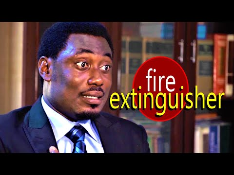 FIRE EXTINGUISHER || By EVOM Films Inc. || Written & Directed by 'Shola Mike Agboola