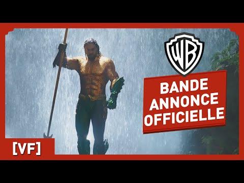 Aquaman - Bande Annonce Officielle 2 (VF)