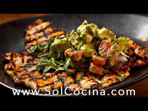 SOL Cocina - A Different Kind Of Mexican Restaurant