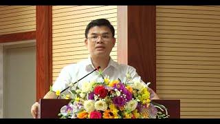 Đại biểu HĐND thành phố tiếp xúc cử tri phường Quang Trung
