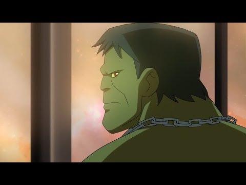 Planet Hulk: Hulk's Happy Ending