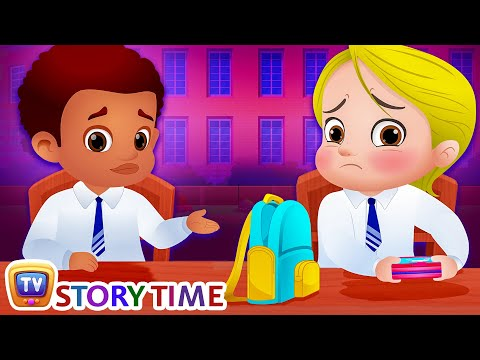 The Food Project at School - Bedtime Stories for Kids in English | ChuChu TV Storytime for Children