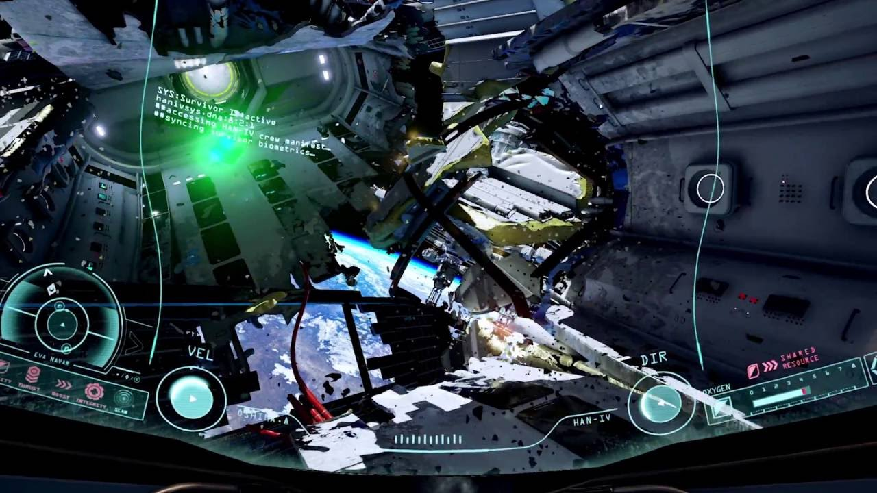 Behind the Scenes of Adr1ft