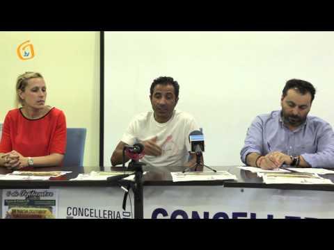 Presentación XVI Marcha Cicloturista Gondomar