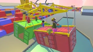 NEW MAPS! - GANG BEASTS