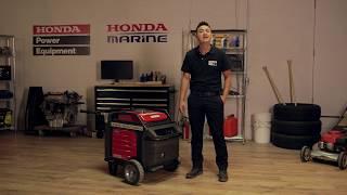 2. Honda EU7000 Generator