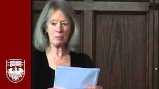 Lyn Hejinian: Lecture