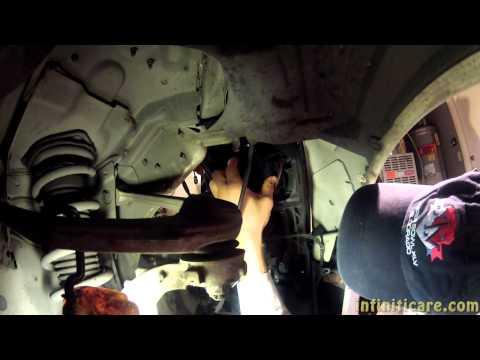 DIY: G35 Headlight Bulb Replacement