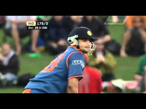 Suresh Raina 66(39) - India vs New Zealand 1st ODI (HD)