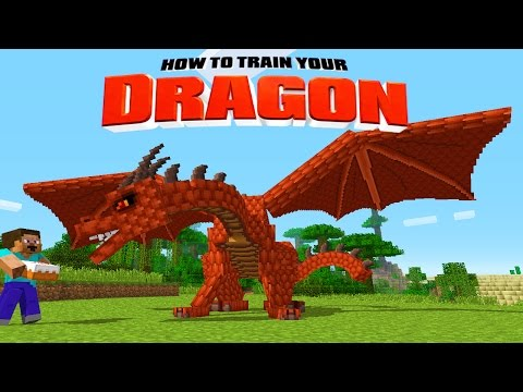 youtube minecraft how to train your dragon 1
