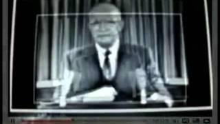 Haile Selassie I Educates President  Eisenhower  -  Military Industrial Complex
