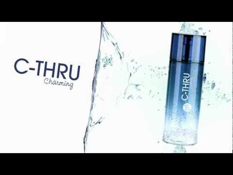 C thru - Spot przedstawiający nuty zapachowe nowej linii perfum C-Thru Charming. Poznaj sekret nowego zapachu C-Thru...