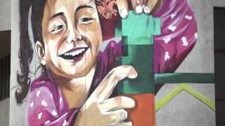 Kertih Malaysia  City pictures : PETRONAS #tanahairku Street Art 2015: Kertih Edition