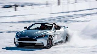 2016 Aston Martin On Ice by MilesPerHr