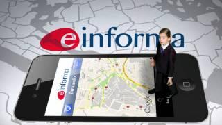 Video de Youtube de Buscador de Empresas eInforma