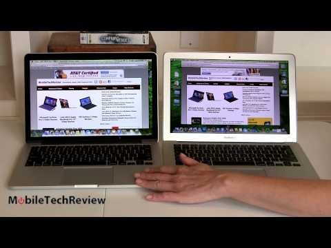 macbook air - Lisa Gade compares Apple's late 2013 13