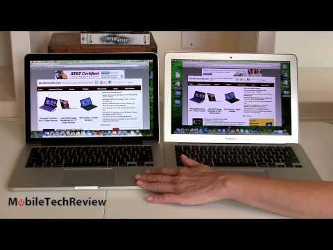 macbook air - Lisa Gade compares Apple's late 2013 13