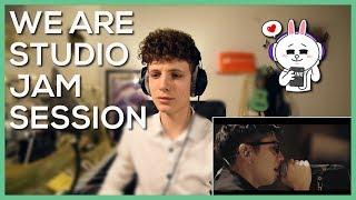 Video ONE OK ROCK - We Are [Studio Jam Session] • Reaction Video • FANNIX MP3, 3GP, MP4, WEBM, AVI, FLV Maret 2019