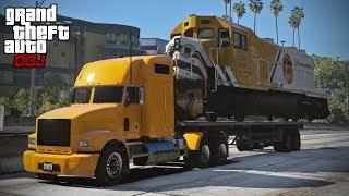 Video GTA 5 Roleplay - DOJ 291 - Deadliest Cargo (Civilian) MP3, 3GP, MP4, WEBM, AVI, FLV Juli 2019