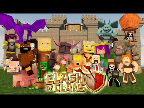 "Minecraft | Clash of Clans Nations 2.0 – Ep 1! ""STARTING FRESH"""