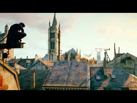 assassin - The PC version of Assassin's Creed Unity utilizes Nvidia GameWorks features, such as temporal anti-aliasing.