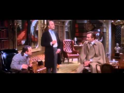 Christopher Lee in The Private Life of Sherlock Holmes