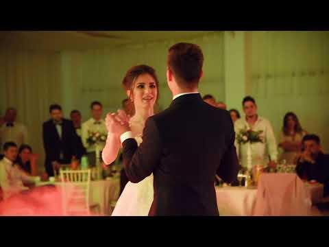 Livio & Carina Wedding Dance - Official 4K ( Ed Sheeran - Perfect )