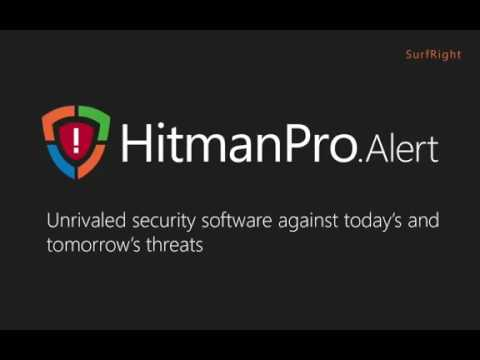 See how hitmanpro:alerts protect you from ransomware! *HitmanPro:Alert