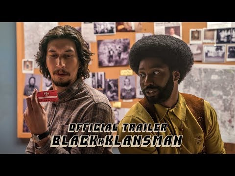 BLACKkKLANSMAN - Official Trailer [HD] - In Theaters August 10