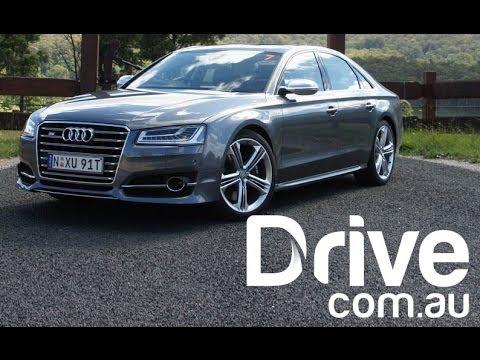 Audi S8 2014 Review | Drive.com.au