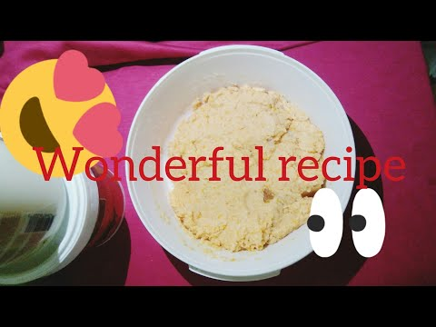 Secret 4: The real recipe! Make sudanese dilka at home.