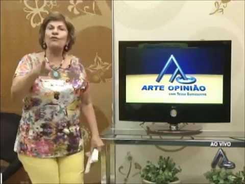 Conceição da Barra - ES – Programa Arte Opinião