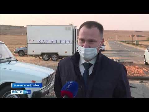 В Ростовской области на птицефабрике Таганрогская обнаружен грипп птиц