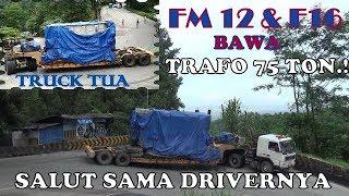 Video AUTO VIRAL...TRUCK TUA MUATAN TRAFO 75 TON DI TURUNAN EXTRIM SITINJAU LAUIK. MP3, 3GP, MP4, WEBM, AVI, FLV November 2018