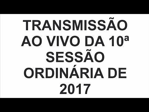 X SESSÃO PLENÁRIA DELIBERATIVA ORDINÁRIA