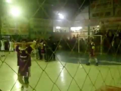Semifinal Campeonato Regional 2013 - NOVO BARREIRO 4 (2) X (4) 4 JÁQTÁQVÁ/CHAPADA