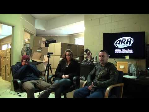 ARH Studios BACKSTAGE TALKING #2 part I