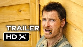 Slow West Official Trailer  1  2015    Michael Fassbender Western Thriller Hd