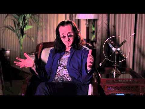 Rush - Geddy Lee on Singing Neil's Lyrics