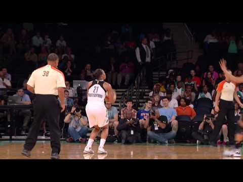 TOP - Check out the Top 10 Plays of the 2014 WNBA Season from newly named MVP, Maya Moore, of the Minnesota Lynx! Congratulations to Maya!