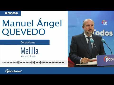 El PP reitera su compromiso y su apuesta constante para seguir mejorando la movilidad en Melilla.