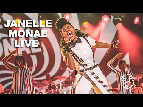 Janelle Monae Performs Live at Day For Night Fest Pt.1 | Houston, TX | BLACK SHEEP TV (видео)