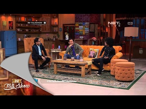 Ini Talk Show - 7 November 2014 Part 1/4 - Denny Cagur, Chef Juna, Chef Muto dan Ronald Prasanto