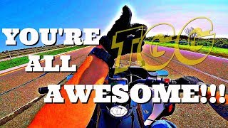 8. You're All Awesome A Can Am Spyder F3 Limited Special Series MotoVlog
