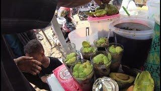 Indonesia Rangkasbitung Street Food 2522 Part.1 Es Campur Pasar Rangkas YDXJ0805