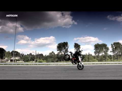 A Day With KTM 690 Duke