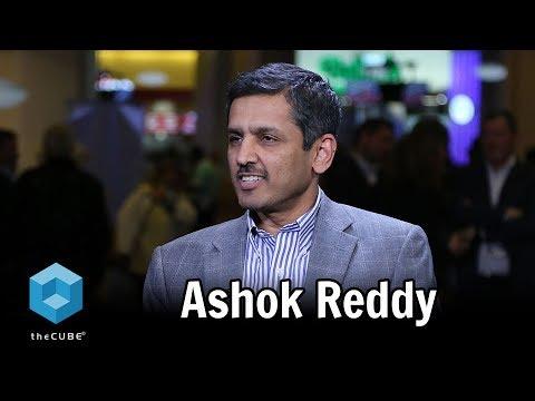 Ashok Reddy, CA Technologies | IBM Think 2018