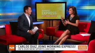Nonton Hln  Carlos Diaz Joins Morning Express Film Subtitle Indonesia Streaming Movie Download