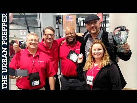 Olympia Outdoors: Clever Gadgets! (Shot Show 2015)